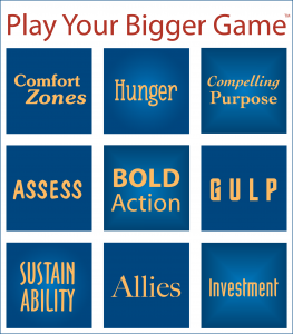 Play Your Bigger Game Introduction - Vancouver, BC